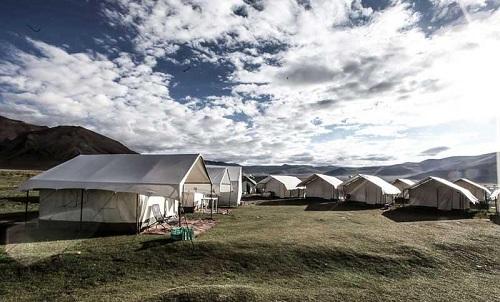West Ladakh Camp