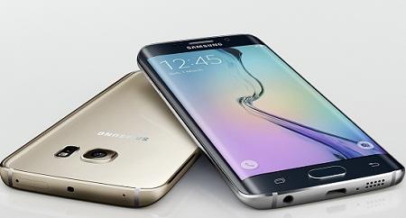 Samsung Galaxy S-6 Edge