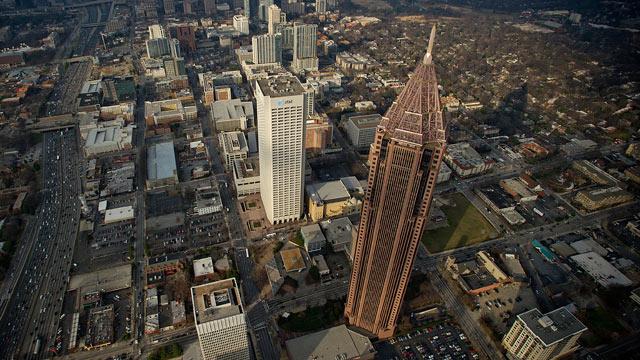 Bank Of America Plaza in Atlanta