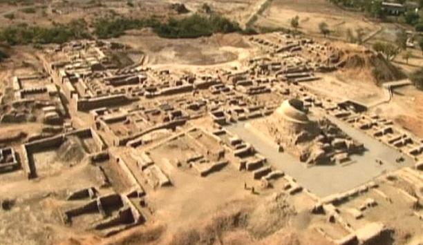 Mohenjo Daro City