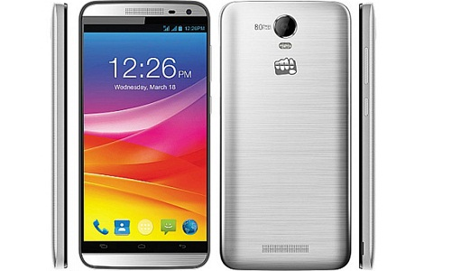 10. Micromax Canvas Juice 2 AQ5001