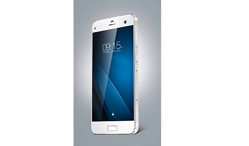 Earth 2 4G LTE Smart Phone, White