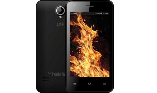 Flame 2 4G LTE Smart Phone