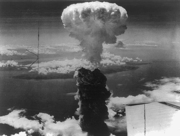 Hiroshima And Nagasaki After Nuclear Attack