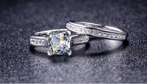 Lesotho II Diamond Engagement Ring