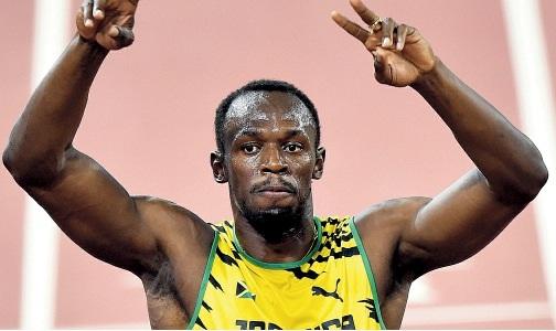Usain St. Leo Bolt C.D.