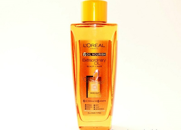 L'Oreal Six Oil Nourish Hair Oil