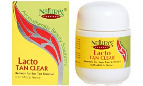 Nature's Essence Lacto Tan Clear