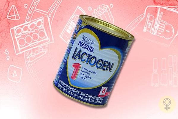 Nestle Lactogen 1 Baby Milk Powders