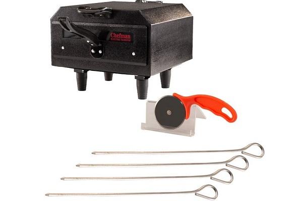Chefman electric grill and tandoor