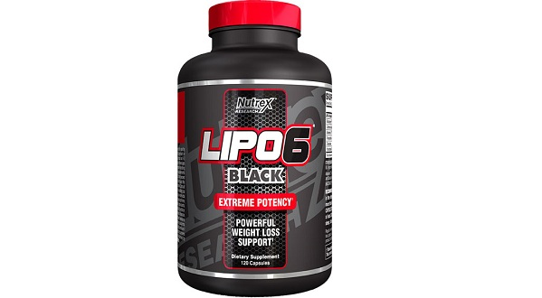Nutrex Research Lipo 6 Black