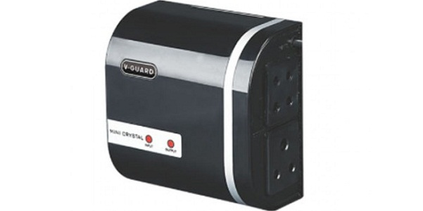 V-Guard Mini Crystal Voltage Stabilizer
