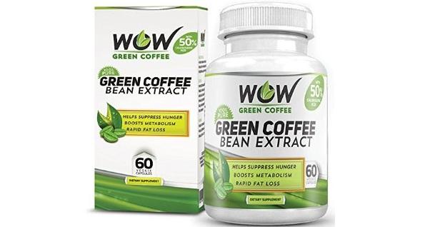 WOW Green coffee bean Extract