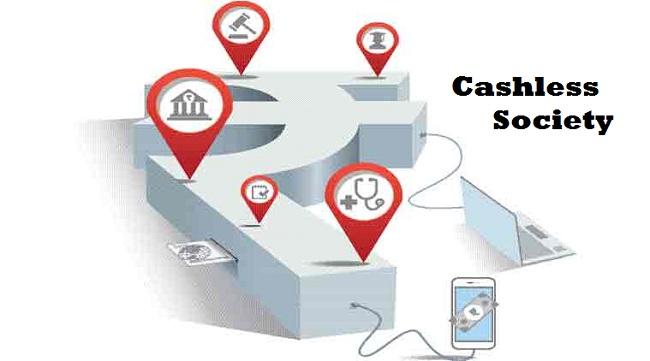 cashless indian economy