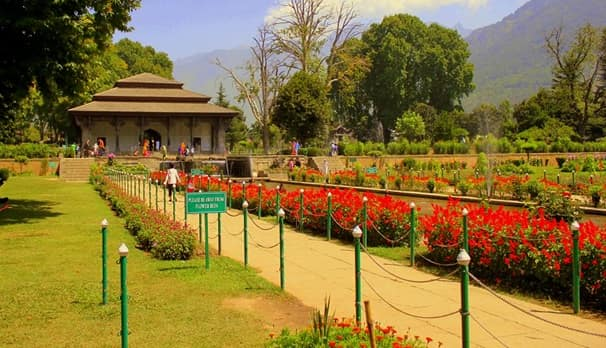 Shalimar Bagh, Srinagar