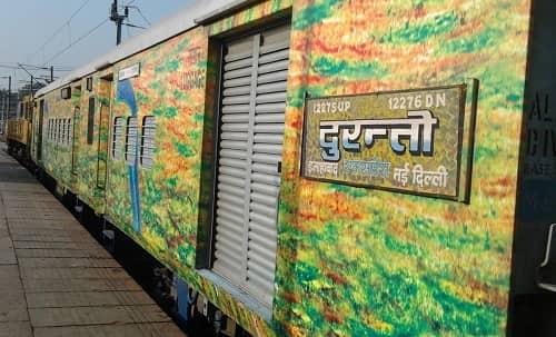 Allahabad Duronto Express