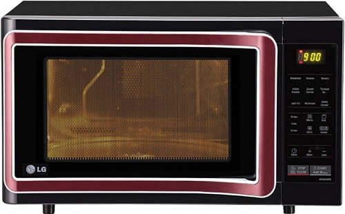 LG MC2844SPB Convection Microwave