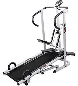 Lifeline 4 in 1 Manual Treadmill