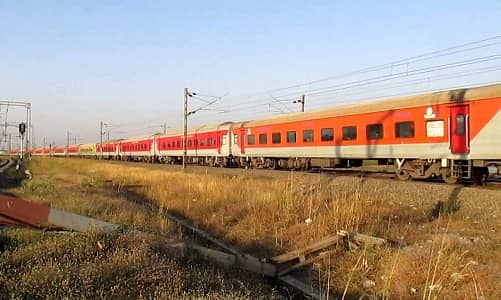 Mumbai Central-New Delhi Rajdhani Express