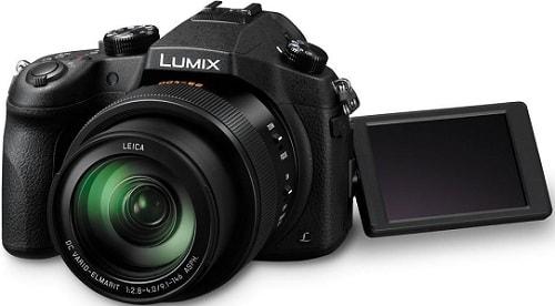 Panasonic Lumix DMC-FZ1000 4K QFHD HD 16X Long Zoom Digital Camera