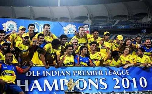 IPL 2010 Winner