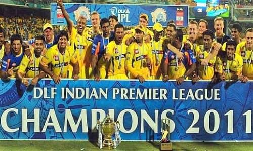 IPL 2011 Winner