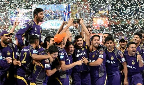 IPL 2014 Winner