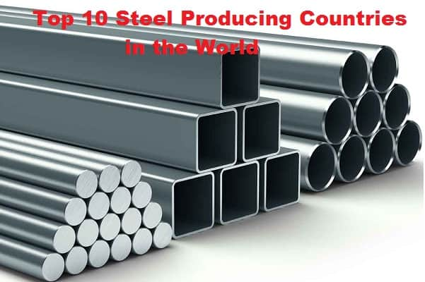 Steel Producing Countries