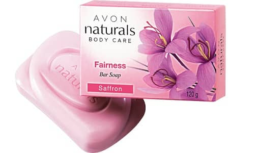 Avon Natural Fairness Bar Soap
