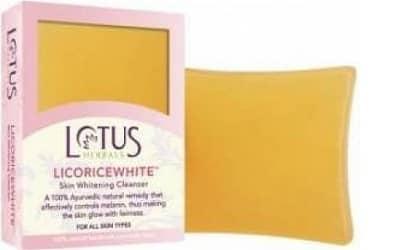 Lotus Herbals Licorice White Skin Whitening Cleanser