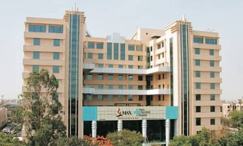 Max Super Speciality Hospital, Patparganj