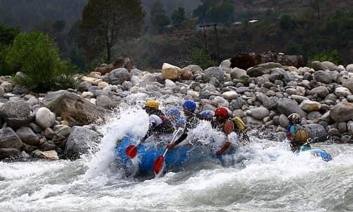 Tons River, Garhwal