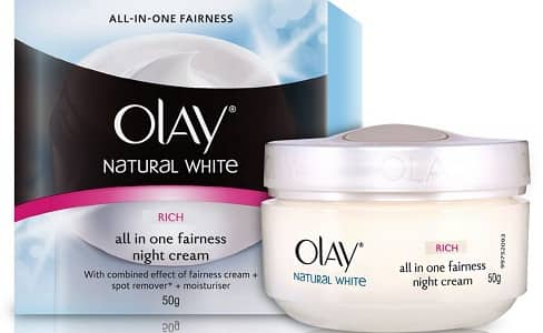 Olay Natural White All in One Fairness Cream