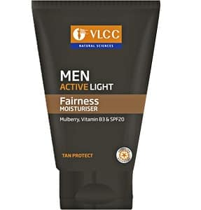 VLCC Men Active Light Fairness Moisturizer