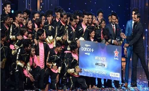 Dance Plus Winners List of All Seasons From 2015 to 2018
