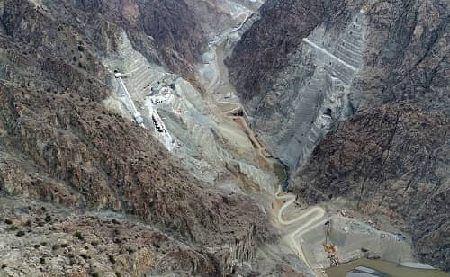 Yusufeli Dam