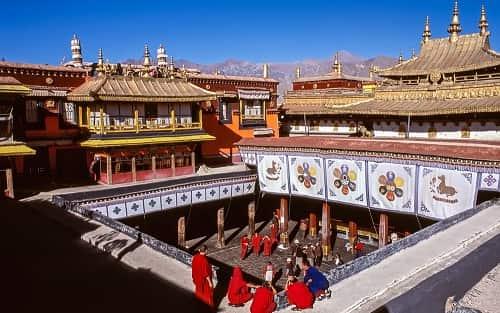 Tibetan Monasteries