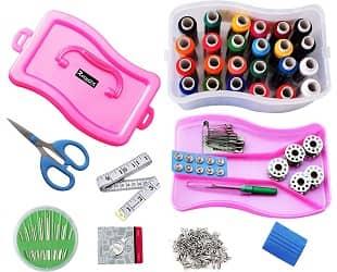 lovelyhome Zipper Portable and Mini Sew Kit